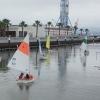 三原外語学院・広島中央支援学校との「ヨット体験」